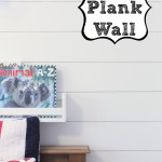 DIY Plank Wall Tutorial