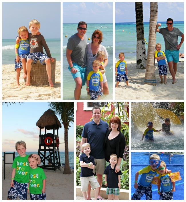 Family Spring Break Trip Mexico 2014