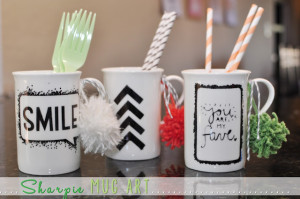 amy sharpie mug art