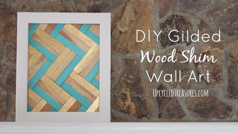 diy-gilded-wood-shim-wall-art-how-to-upcycledtreasures