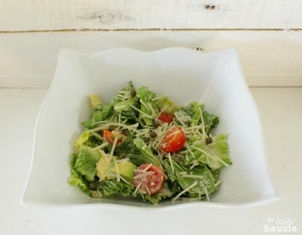 This Ain't Yo Mama's Caesar Salad main