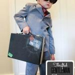 Thrifted Gentlemen Spy Halloween Costume at The Happy Housiejpg