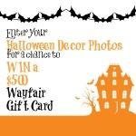Wayfair Halloween Photo Contest