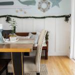 2014 Christmas Dining Room