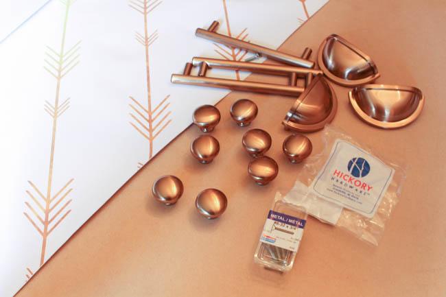Cabinet Hardware Jewelry Organizer1 The Happy Housie