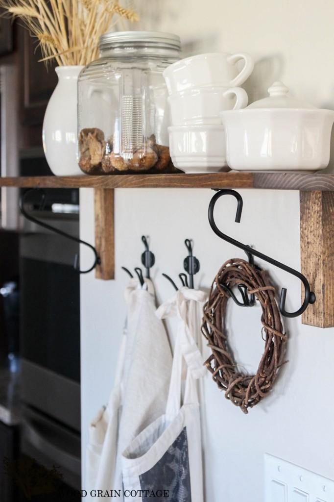 The Wood Grain Cottage Kitchen 3