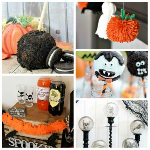 Work it Wednesday: 12 Spooktacular Halloween Craft and Treat Ideas!