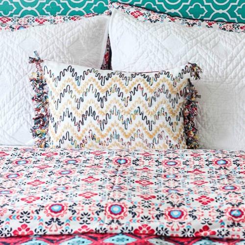 Boho Chic Master Bedroom Refresh