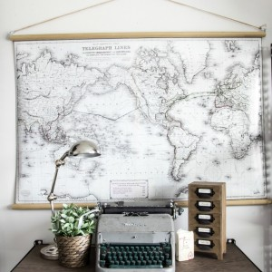 Fun DIY Wall Decor Ideas {& Work it Wednesday}