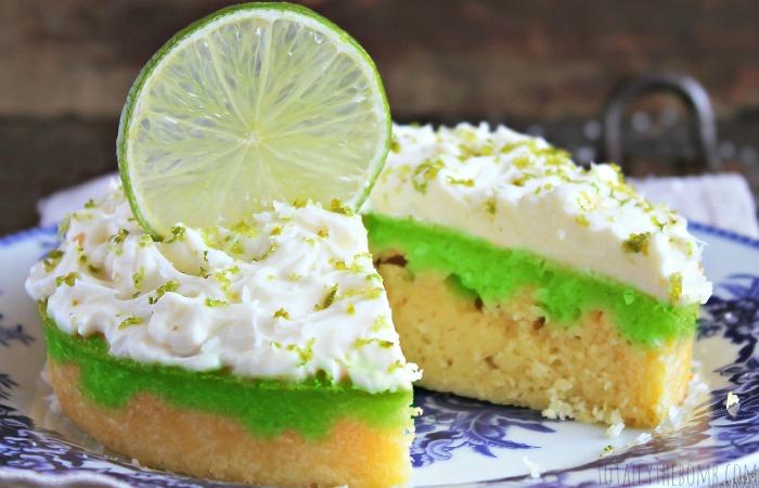 Spring Lime Tea Cookies | newhairstylesformen2014.com
