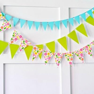 Cute & Cheery Crafty Spring Decor Ideas {Work it Wednesday}