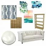 Living Room Makeover Inspiration Plan