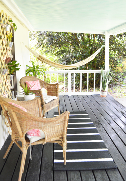 WIW porch reveal