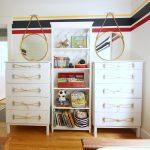 Tarva Hack Nautical Dressers