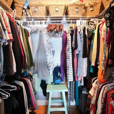 Master Bedroom & Walk-in Closet Makeover Plans: ORC Week 1