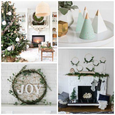 Modern & Boho Christmas Style Series