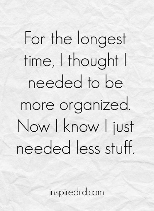 organized quote