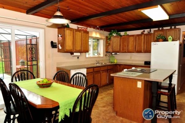 farmhouse kitchen cabinets orange 10 stunning farmhouse kitchens with coloured cabinets the happy