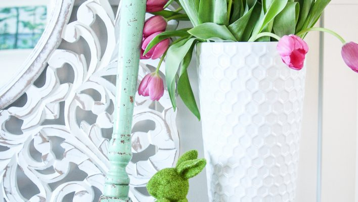 Inspiring Spring Mantel Decor Ideas