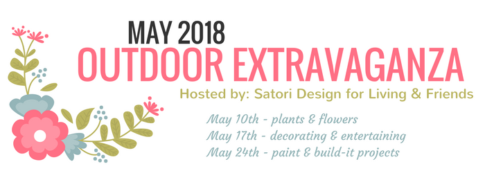 May 2018 outdoor extravaganza poster.